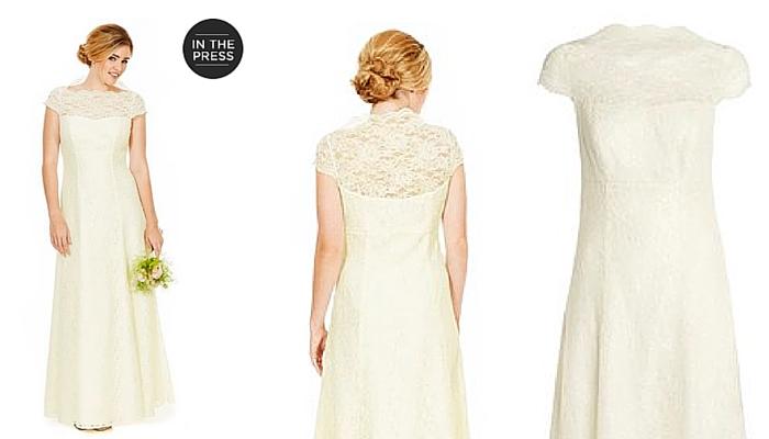 F&F Signature Lace Wedding Dress