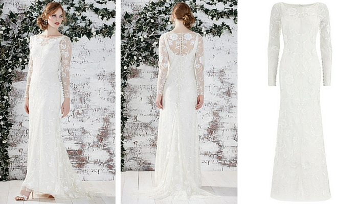 Gianna bridal dress Monsoon