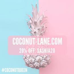 Coconut Lane Discount SASKIA20